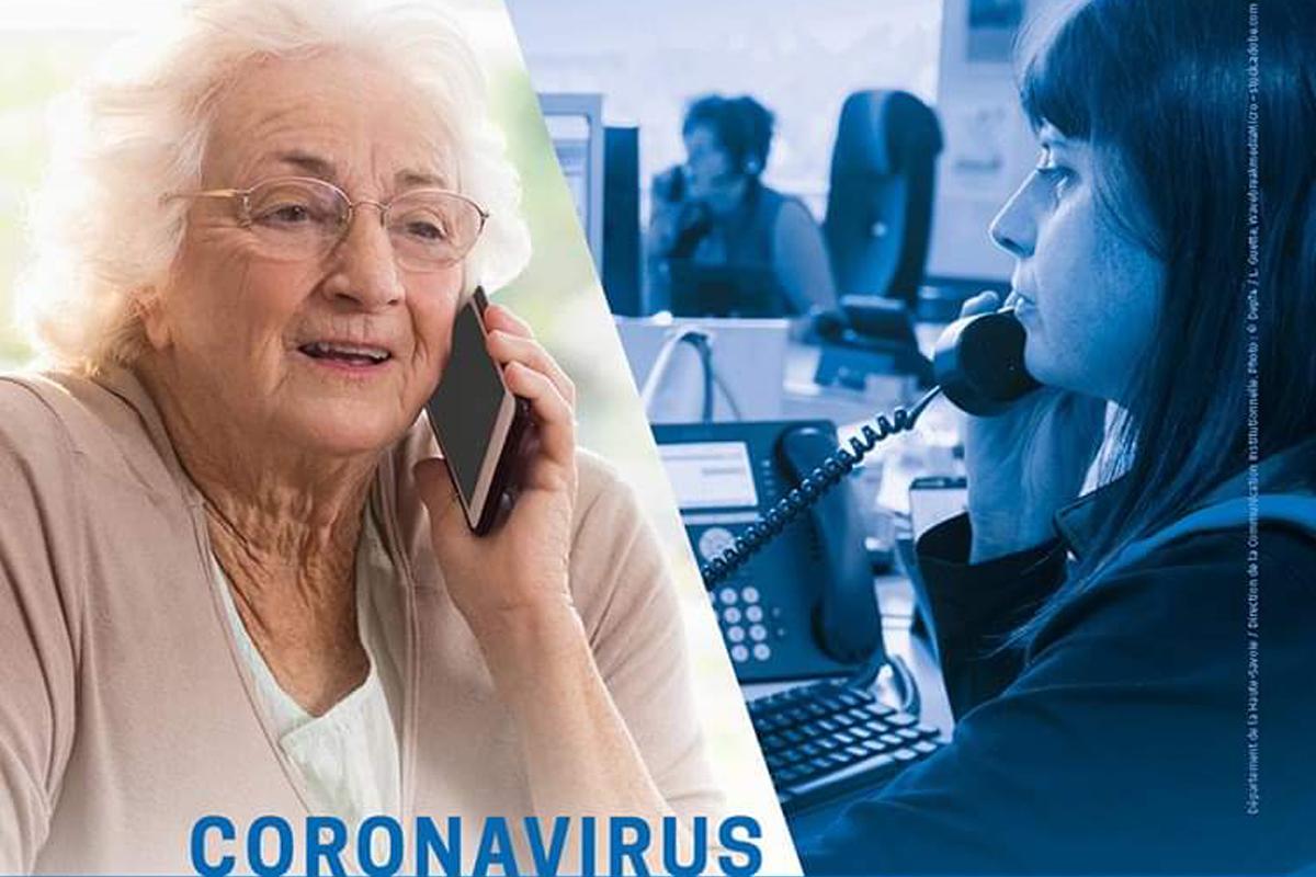 Soutien aux personnes âgées face au COVID-19