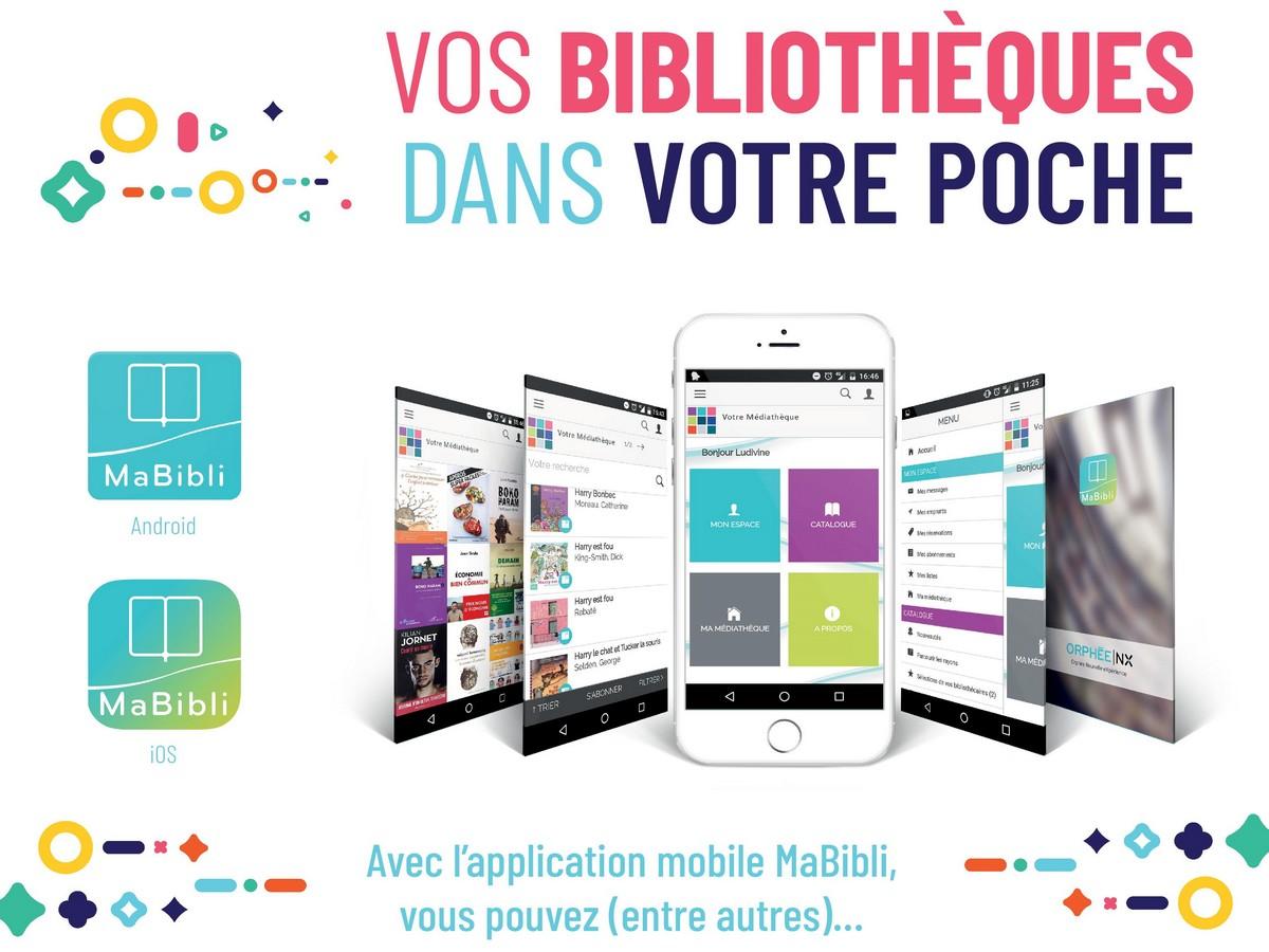 Application MaBili